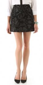 Penny's jacquard skirt at Shopbop at Shopbop