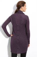 Penny's purple cardigan by Calvin Klien at Nordstrom