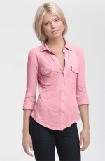 Pennys shirt in light pink at Nordstrom