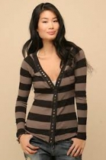 Penny's striped cardigan from Free People at Free People