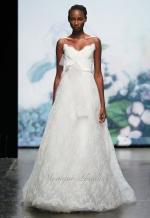 Pennys wedding gown at Monique