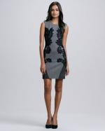 Pentra dress by Diane von Furstenberg at Neiman Marcus