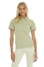 Peppermint Classic Polo by Morgan Stewart Sport at LA Collective