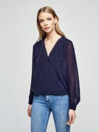Perry Blouse by L\'Agence at LAgence