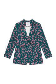 Petal Punch Structured Blazer by By Johnny at By Johnny