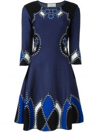 Peter Pilotto Intarsia Dress at Farfetch