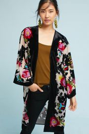 Peyton Kimono by Anthropologie at Anthropologie