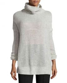 Philipa Knit Cashmere Turtleneck Sweater by Rag and Bone at Neiman Marcus
