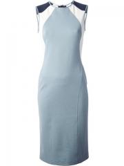 Philosophy Di Alberta Ferretti Sleeveless Panelled Dress - at Farfetch
