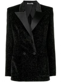 Philosophy Di Lorenzo Serafini Glitter Blazer Jacket - Farfetch at Farfetch