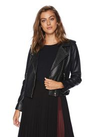 Pin Dot Moto Jacket by Lucky Brand at Amazon