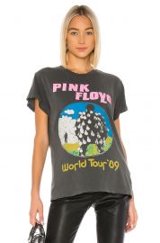 Pink Floyd World Tour \'89 Tee at Revolve