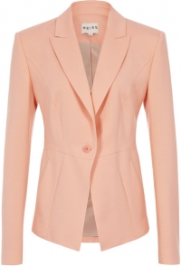 Pink Santor Jacket at Reiss