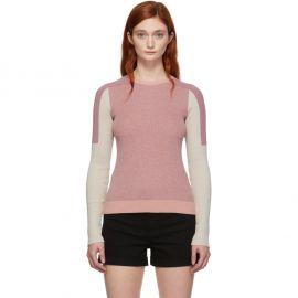 Pink Tia Sweater at SSense