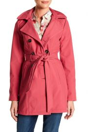 Pink Trench by Sebby at Nordstrom Rack
