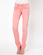 Pink jeans as ASOS at Asos
