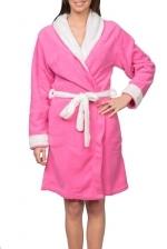 Pink robe like Jess on New Girl at Amazon