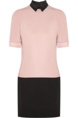 Pink shirtdress by Victoria Beckham at Net A Porter