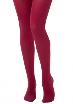 Pink tights like Carries at Modcloth