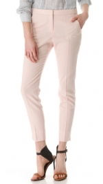 Pink trousers like Lemons at Shopbop