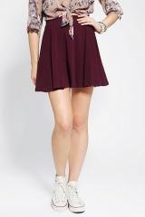 Pins And Needles Knit Circle Skirt at Urban Outfitters