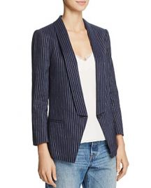 Pinstripe Blazer by Dylan Gray at Bloomingdales