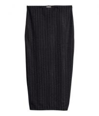 Pinstripe skirt at H&M