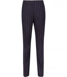 Piper Pinstripe Trousers at Reiss