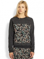 Piscies pullover by Patterson J Kincaid at Saks Fifth Avenue