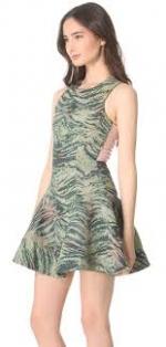 Pixel dress by Antipodium at Shopbop