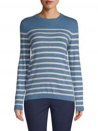 Placed Striped Sweater at Saks Off Fifth