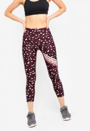 Placement Print Tights at Cotton On