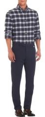 Plaid Flannel Shirt by Michael Bastian at Barneys Warehouse