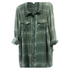 Plaid Shirt by Style & Co at Macys