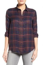 Plaid shirt by Lucky Brand at Nordstrom Rack