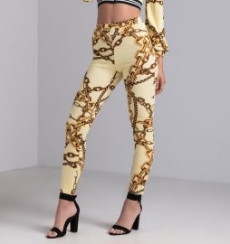 Playing in Chains Legging at Shop Akira