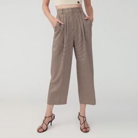 Pleated Pants at Fame and Partners