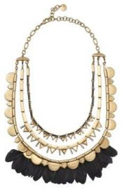 Plume Necklace at Stella & Dot