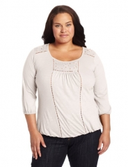 Plus Size Cailey Top at Amazon