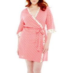 Plus Size Insomniax Robe at JC Penney