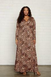 Plus Size Long Sleeve Full Length Caftan Rachel Pally at Rachel Pally