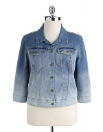 Plus Size Miro jacket by Jessica Simpson at Lord & Taylor