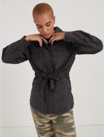 Poet Sleeve Utility Jacket at Lucky Brand