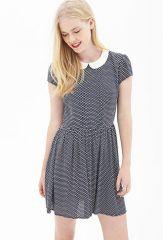 Polka dot dress at Forever 21
