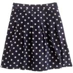 Polka dot skirt at J Crew at J. Crew
