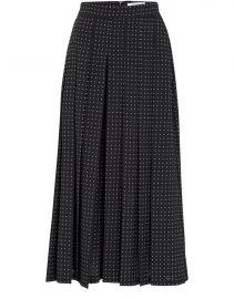 Polka-dots skirt at 24s
