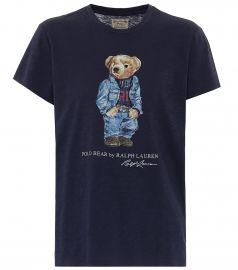 Polo Bear cotton T-shirt at Mytheresa