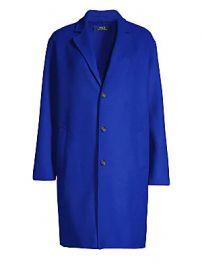 Polo Ralph Lauren - Wool Blend Top Coat at Saks Fifth Avenue