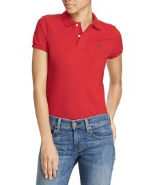 Polo Ralph Lauren  Skinny Fit Polo Shirt at Amazon