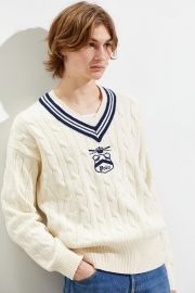 Polo Ralph Lauren Cricket V-Neck Sweater at Urban Outfitters